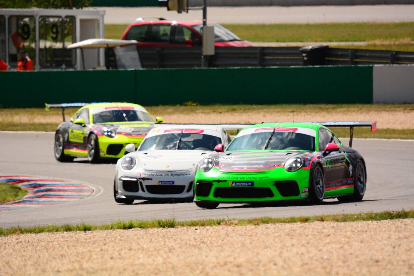 P9 Race Weekend